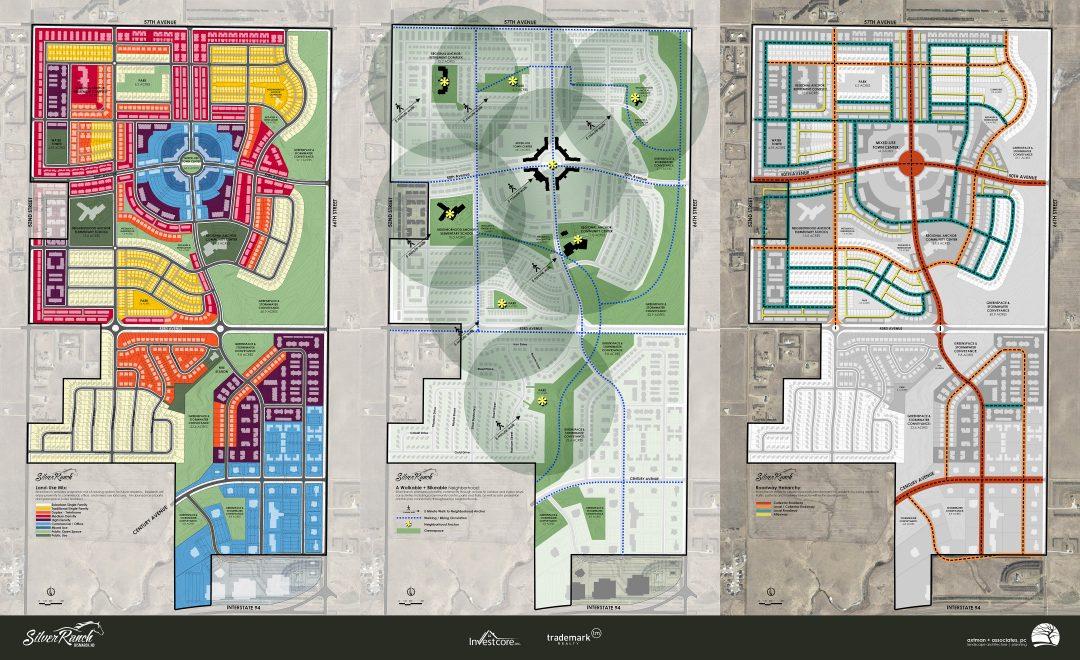 Silver Ranch Comprehensive Masterplan